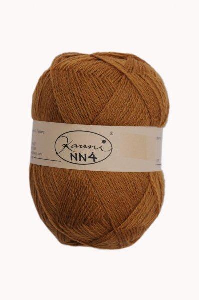Kauni Wolle der Sorte Einfarbig in der Farbe NN4