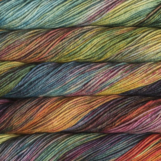 Malabrigo Wolle der Sorte Rios in der Farbe Diana