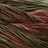 Malabrigo Wolle der Sorte Rasta in der Farbe Oxido