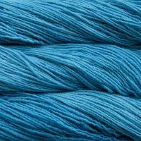 Malabrigo Wolle der Sorte Worsted in der Farbe Bobby-Blue