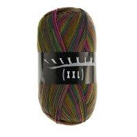 Zitron Wolle der Sorte Trekking-4-fach-Color in der Farbe 599