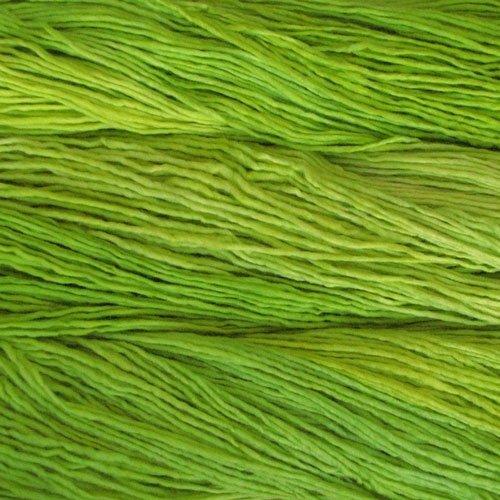 Malabrigo Wolle der Sorte Worsted in der Farbe Apple Green