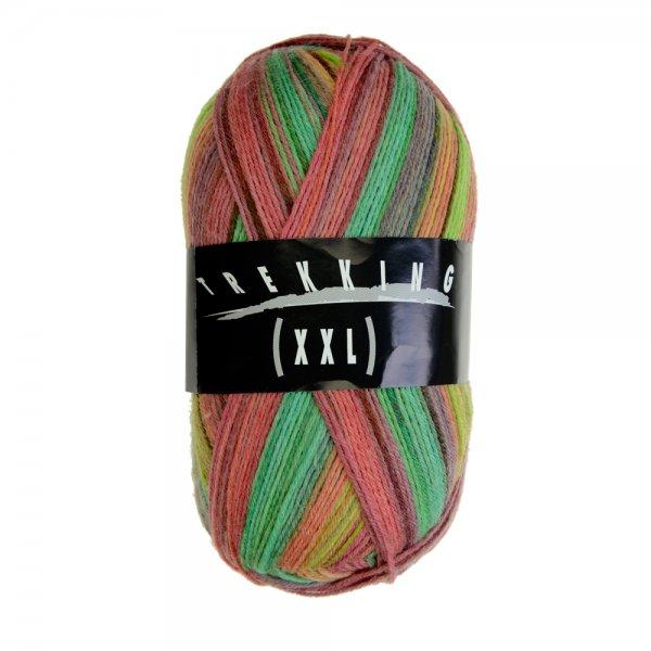Zitron Wolle der Sorte Trekking-4-fach-Color in der Farbe 598