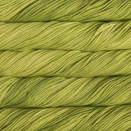 Malabrigo Wolle der Sorte Rios in der Farbe Apple Green