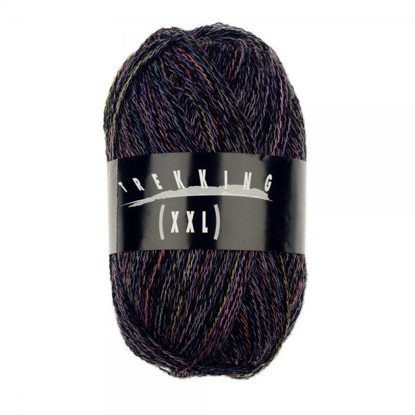 Zitron Wolle der Sorte Trekking-4-fach-Color in der Farbe 661