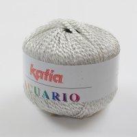Katia Wolle der Sorte Acuario in der Farbe Perla