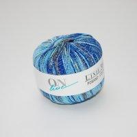 ONline Wolle der Sorte Linie 304 Posano in der Farbe Blau-Grautöne