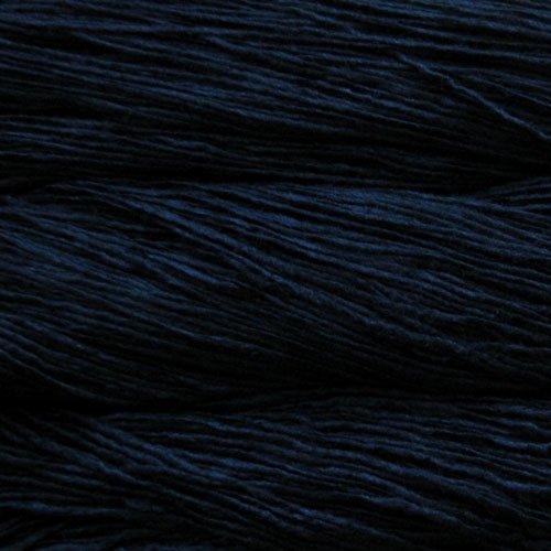 Malabrigo Wolle der Sorte Silky in der Farbe Black