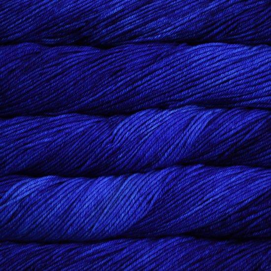 Malabrigo Wolle der Sorte Rios in der Farbe Matisse Blue