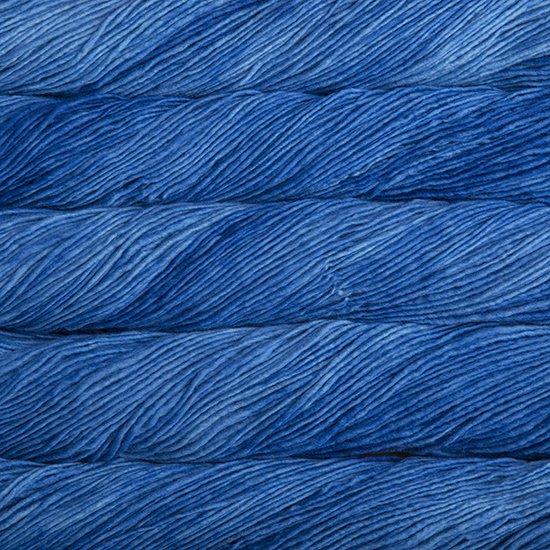 Malabrigo Wolle der Sorte Worsted in der Farbe Continental Blue