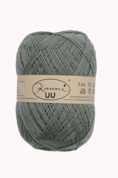 Kauni Wolle der Sorte Einfarbig in der Farbe UU