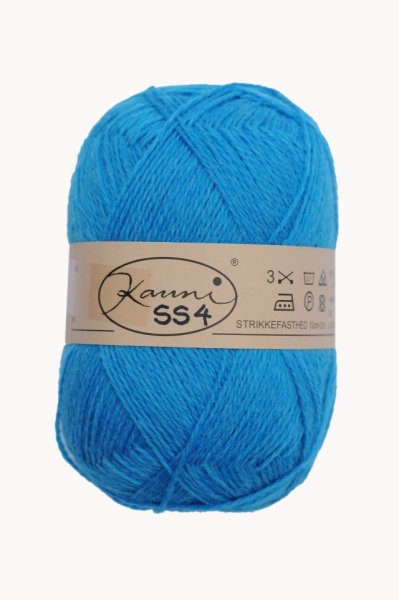 Kauni Wolle der Sorte Einfarbig in der Farbe SS4