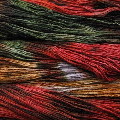 Malabrigo Wolle der Sorte Worsted in der Farbe Navidad