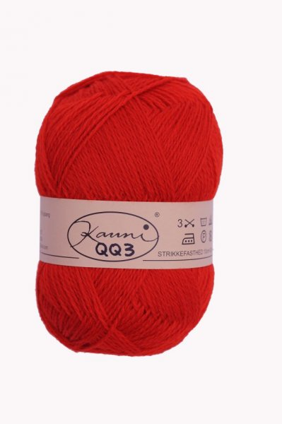 Kauni Wolle der Sorte Einfarbig in der Farbe QQ3