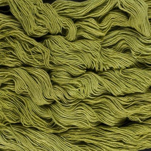 Malabrigo Wolle der Sorte Silky in der Farbe Lettuce