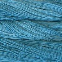 Malabrigo Wolle der Sorte Silky in der Farbe Bobby-Blue