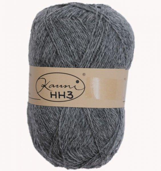 Kauni Wolle der Sorte Einfarbig in der Farbe HH3