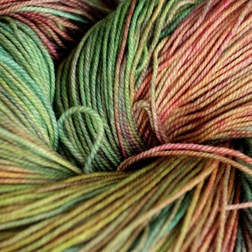 Malabrigo Wolle der Sorte Sock in der Farbe Arco Iris
