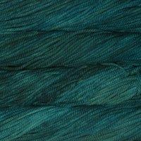 Malabrigo Wolle der Sorte Chunky in der Farbe Emerald