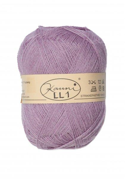 Kauni Wolle der Sorte Einfarbig in der Farbe LL1