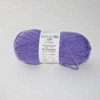 ONline Wolle der Sorte Linie 281 Cup in der Farbe Lila