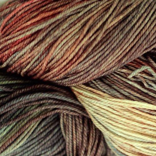 Malabrigo Wolle der Sorte Sock in der Farbe Pocion