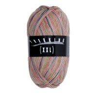 Zitron Wolle der Sorte Trekking-4-fach-Color in der Farbe 708
