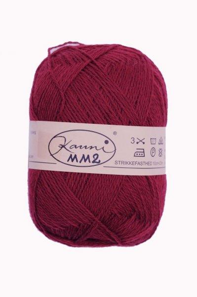 Kauni Wolle der Sorte Einfarbig in der Farbe MM2
