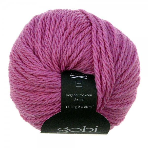 Zitron Wolle der Sorte Gobi in der Farbe Rosa (36)