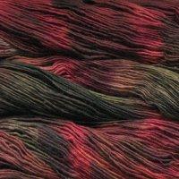 Malabrigo Wolle der Sorte Worsted in der Farbe Stonechat