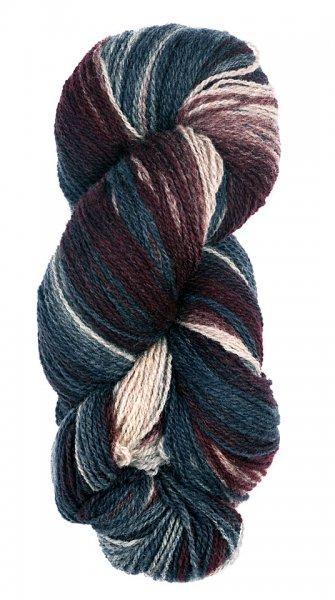 Kauni Wolle der Sorte Effektgarn in der Farbe END