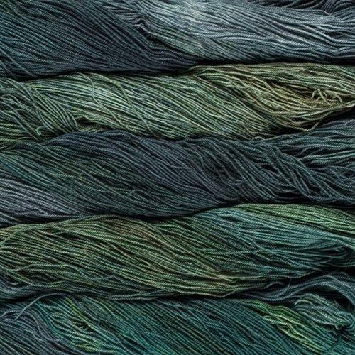 Malabrigo Wolle der Sorte Sock in der Farbe Aguas