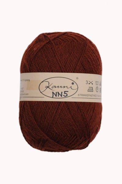 Kauni Wolle der Sorte Einfarbig in der Farbe NN5