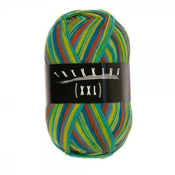 Zitron Wolle der Sorte Trekking-4-fach-Color in der Farbe 3