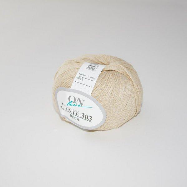 ONline Wolle der Sorte Linie 303 Boca in der Farbe Beige