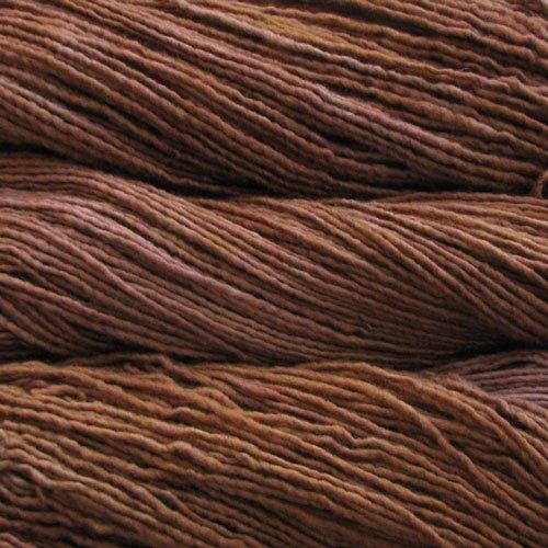 Malabrigo Wolle der Sorte Worsted in der Farbe Rich Chocolate