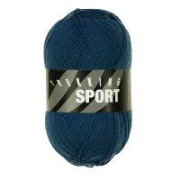 Zitron Wolle der Sorte Trekking-Sport in der Farbe Blaugrau (1404)