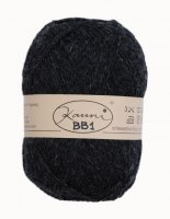 Kauni Wolle der Sorte Einfarbig in der Farbe BB1