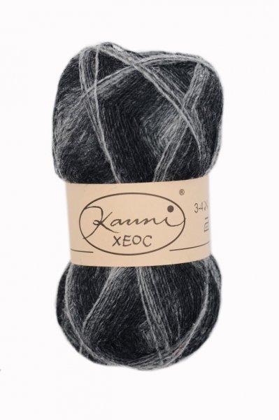 Kauni Wolle der Sorte Lacegarn in der Farbe XEOC