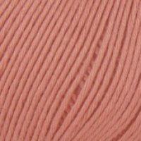 BC-Garn Wolle der Sorte Alba in der Farbe Lachs