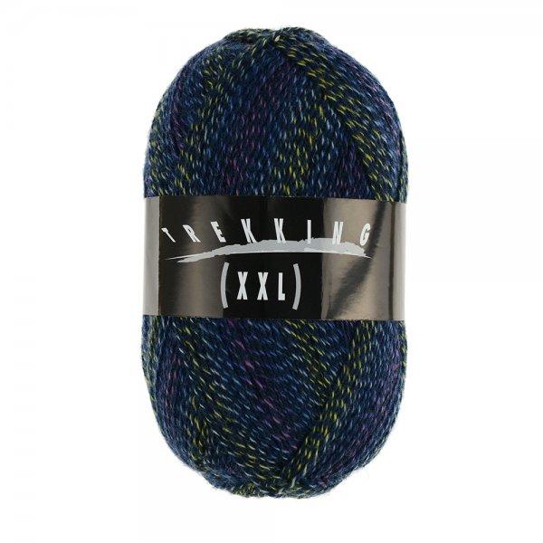 Zitron Wolle der Sorte Trekking-4-fach-Color in der Farbe 111