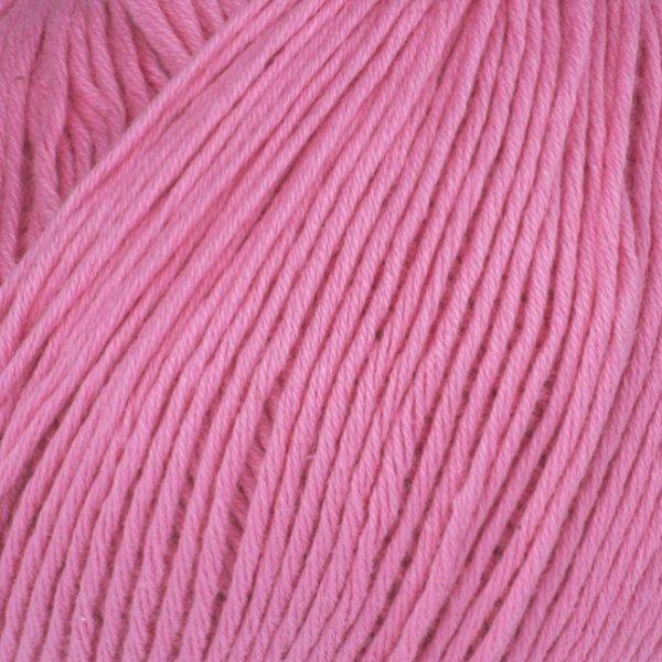 BC-Garn Wolle der Sorte Alba in der Farbe Pink