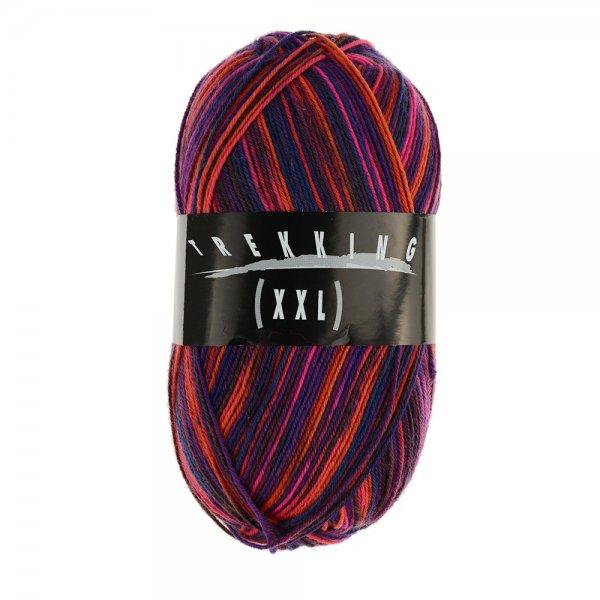 Zitron Wolle der Sorte Trekking-4-fach-Color in der Farbe 580