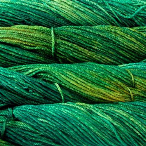 Malabrigo Wolle der Sorte Rios in der Farbe Fresco-Y-Seco