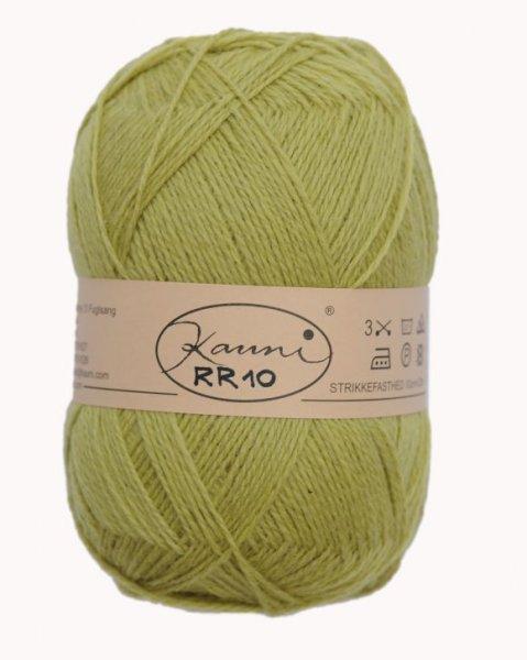Kauni Wolle der Sorte Einfarbig in der Farbe RR10