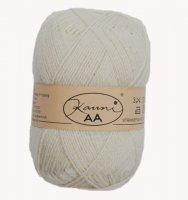 Kauni Wolle der Sorte Einfarbig in der Farbe AA
