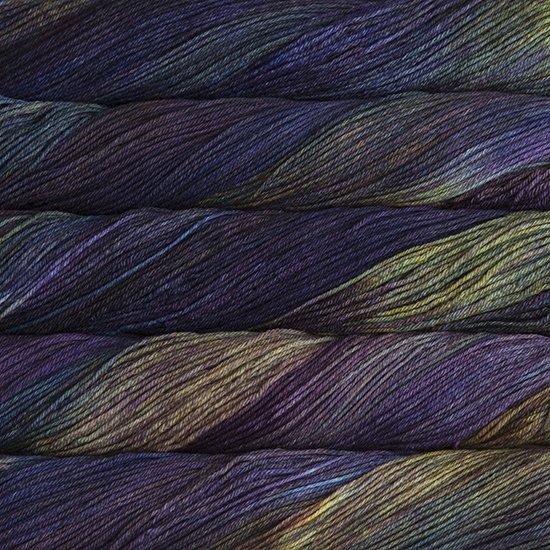 Malabrigo Wolle der Sorte Arroyo in der Farbe Candombe