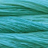 Malabrigo Wolle der Sorte Silky in der Farbe Ankara-Green