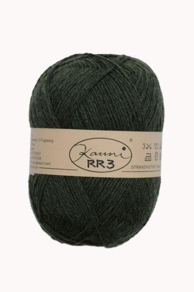 Kauni Wolle der Sorte Einfarbig in der Farbe RR3