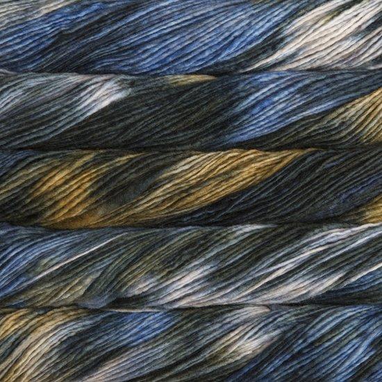 Malabrigo Wolle der Sorte Worsted in der Farbe Hiroshige